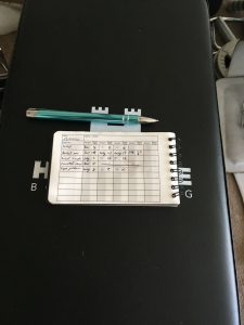 Tracking Workouts - Log Books