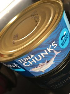 Best bulking foods for a hardgainer (tuna)
